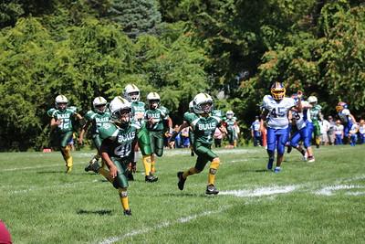 12U Vs Brookfield Game 2