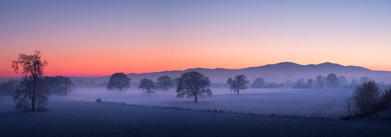 Malvern Hills - Panorama