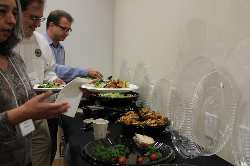 2011, Grabbing Lunch