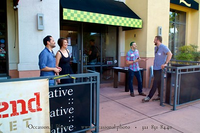 CreativeMornings/Orlando, June 26, 2013