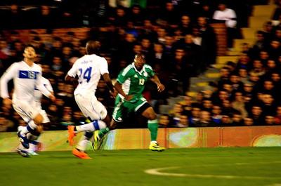 Italy vs Nigeria friendly