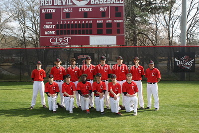 2016 CHS 9th Grade Baseball