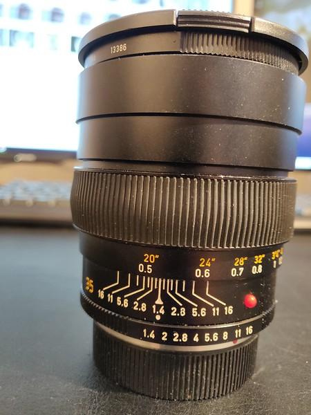 Leica R 35mm 1.4 Summilux-R - Serial 3272378 001.jpg