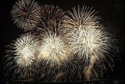 2018/09/17: Kawaguchi Ko, Ice Caves & Fireworks