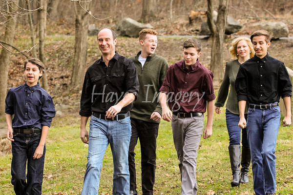 Boger Family Portraits
