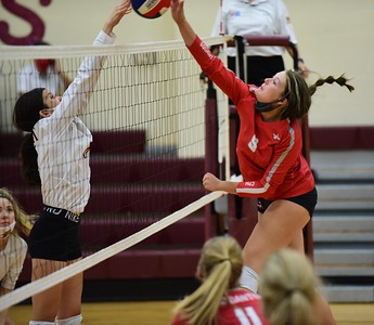 Jourdanton v Poteet Volleyball 9/15/20