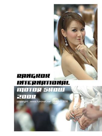 Bangkok International Motorshow 2008