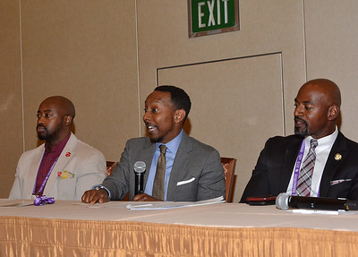Collegiate 100 Workshop: Absence of Black Male Students in Medical Schools
