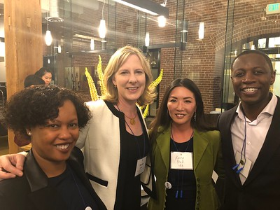 June 7, 2018 - Bay Area Diversity Networking Social