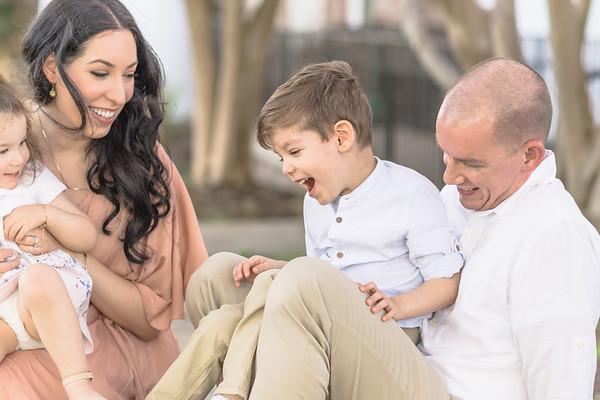 Alexia + Family