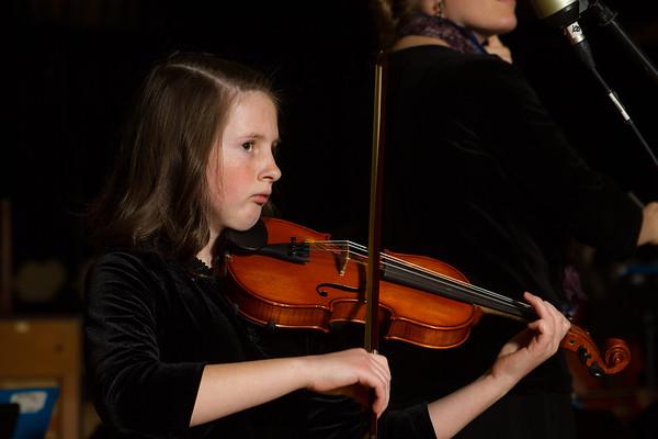 Lyceum Orchestras Concerto 2014