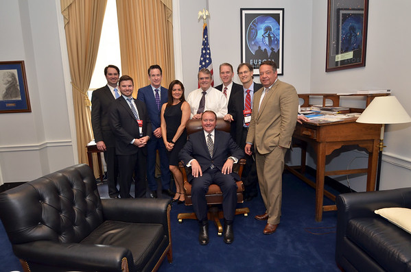 Texas Ortho Association Hill Visits