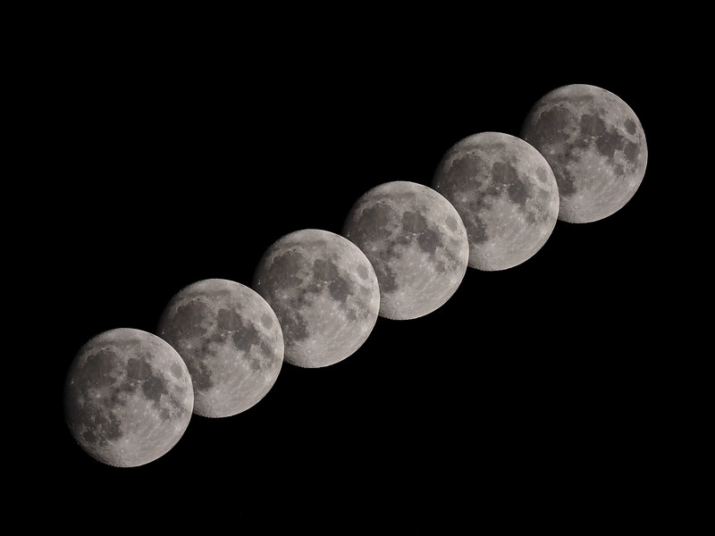 Multiple Moon