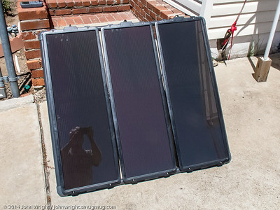 Harbor Freight Solar Panel System