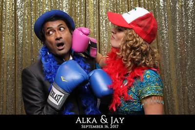 Alka & Jay Wedding