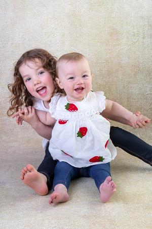 Ailsa and Rhona April 2019