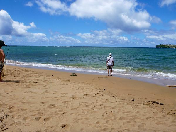 Lumaha'i Beach