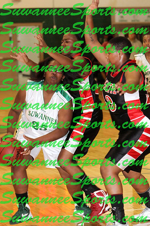 Suwannee High Basketball 2013-14 - Girls