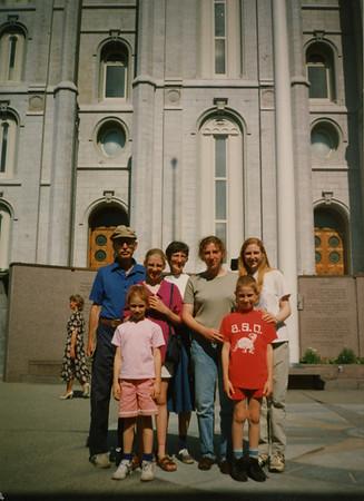 Demos trip to utah June 1995