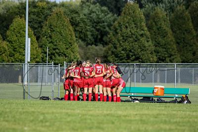 Aggies Girls Soccer