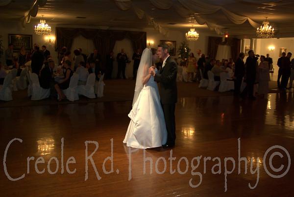 Ashley and Trey's Wedding Reception