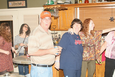 LISA'S BIRTHDAY PARTY