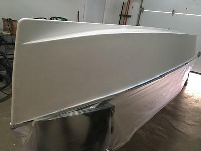 Quick canoe 15.5 B-art
