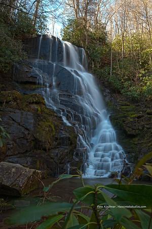 Waterfalls of HWY 215