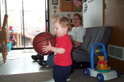 Zach -- 14 months -- November 2002