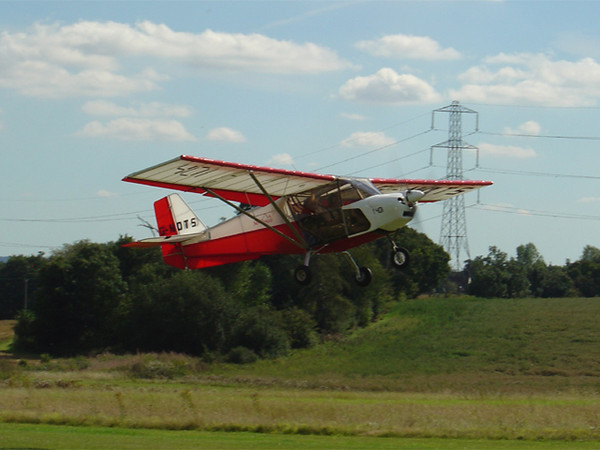 Skyranger taking-off