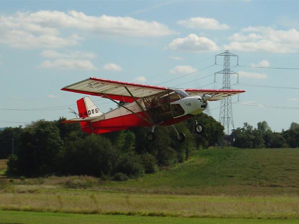 Skyranger taking-off