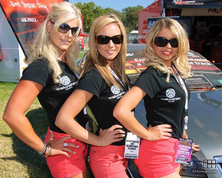 Walkinshaw Racing Girls