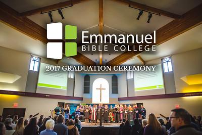2017 Grad Ceremony