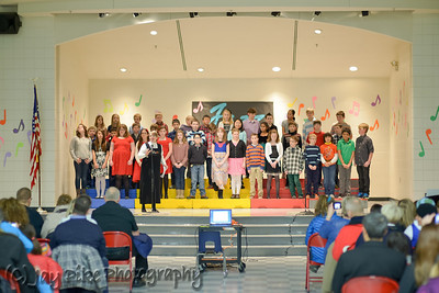 December 12, 2013 - 5th Grade Music Performance