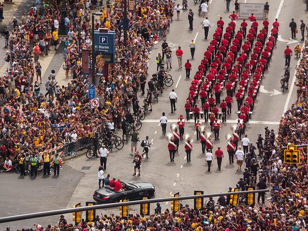 2016 Cavs Championship Parade