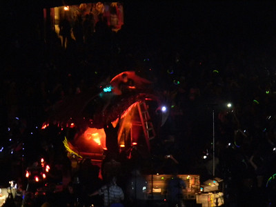 Furthur 31 December 2012 The New Year Enters as a Phoenix Rising From the Dragon's Ashes