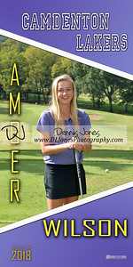 Laker Girls Golf 2017-2018
