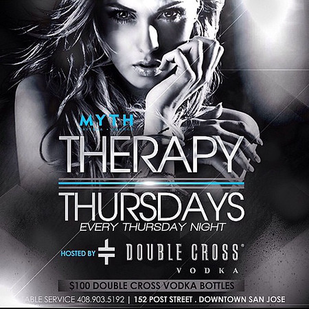"<font size =""1"">THERAPY THURSDAY @ MYTH 11.20.14"