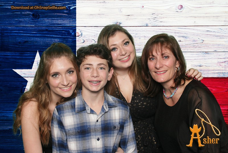 112418 - Ashers Bar Mitzvah