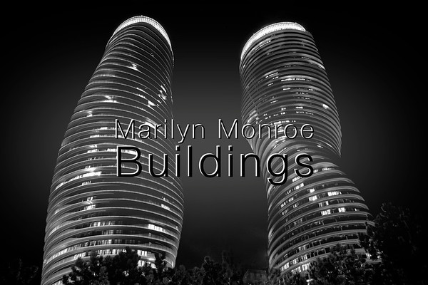Marylin Monroe  Buildings
