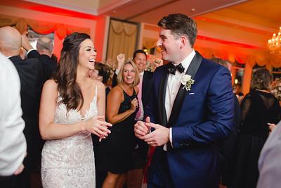 Rebecca & Brian Reception