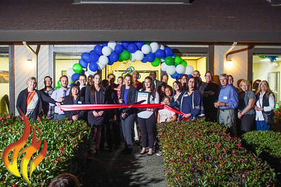 110718 Applied Financial Services Ribbon Cutting