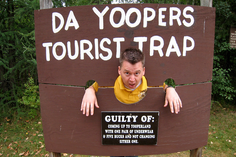 Guilty | Da Yoopers Tourist Trap