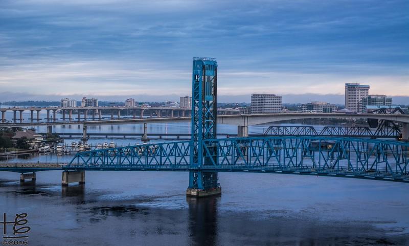 JAX Bridge - morning
