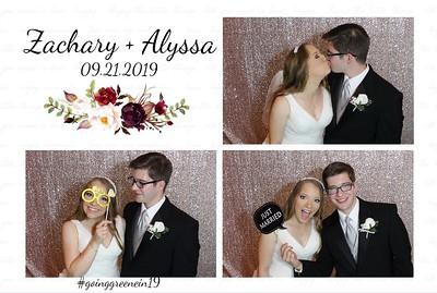 Alyssa & Zachary's Wedding