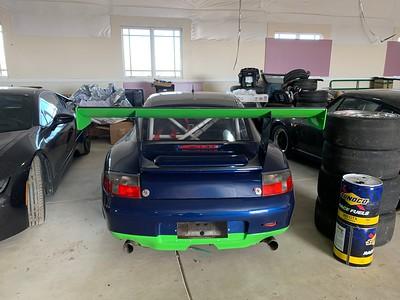 2004 Porsche 911 GT3 WC Car
