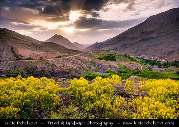 Morocco - High Atlas Mountains