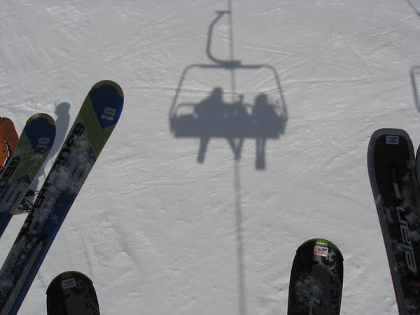Skiing Austria 2008