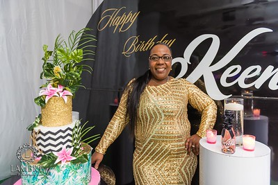 Keena Birthday party