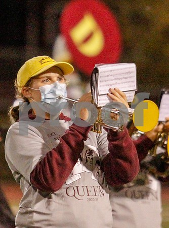 Dexter Marching Band - Pioneer game